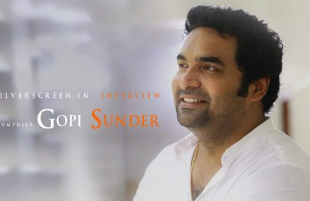 Gopi Sunder Movies Music, News And Updates