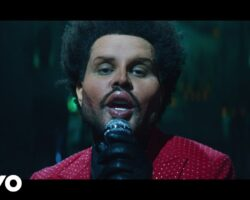 Save Your Tears Video Songs Lyrics-The Weeknd